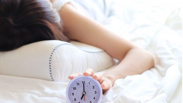 期間工は睡眠をしっかり取るべき