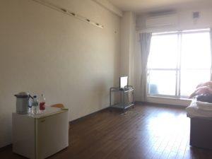 アリビオ大林の寮の室内画像